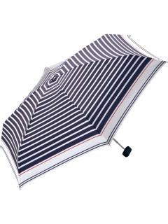 【折りたたみ傘】セーラーボーダーmini