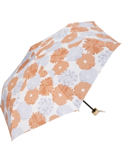 【折りたたみ傘】T/C遮光ガーデンmini