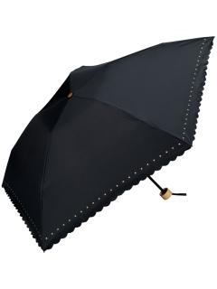 【折りたたみ傘】遮光軽量プチスターmini