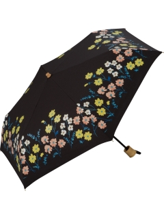 【折りたたみ傘】フラワーベッドmini