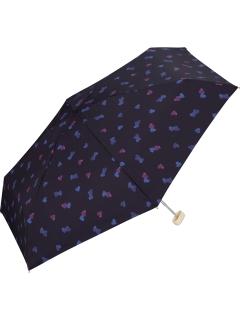 【折りたたみ傘】ブラーハートmini