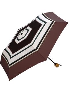 【折りたたみ傘】ボールドボーダーmini
