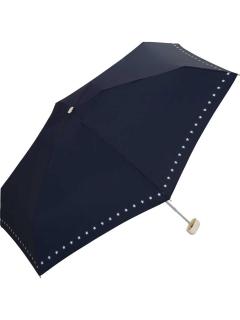 【折りたたみ傘】リムドットスターmini