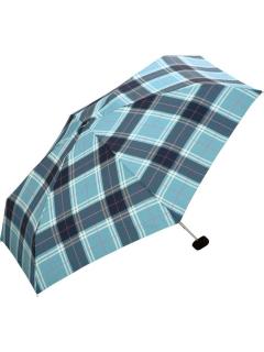 【折りたたみ傘】タータンチェックmini
