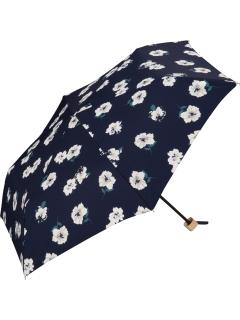 【折りたたみ傘】ガーリーフラワーmini