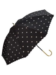 【長傘】遮光フラワービーズ