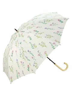 【長傘】遮光春の庭
