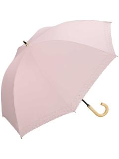【長傘】遮光バードケージハート