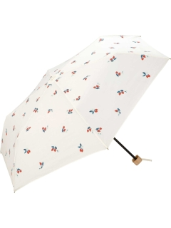 【折りたたみ傘】いちごmini