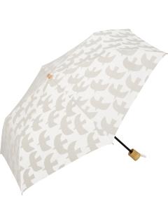【折りたたみ傘】T/C遮光バーズmini