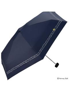 【折りたたみ傘】遮光チャッティスマイリーmini