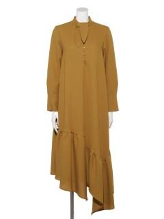 BOWTIE COLLER DRESS