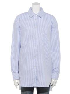 【CRAFT STANDARD BOUTIQUE】Wポケットオックスシャツ