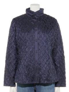 変形プリーツジャケット