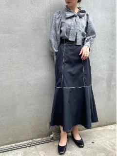 ☆レディカラーマーメイドスカート